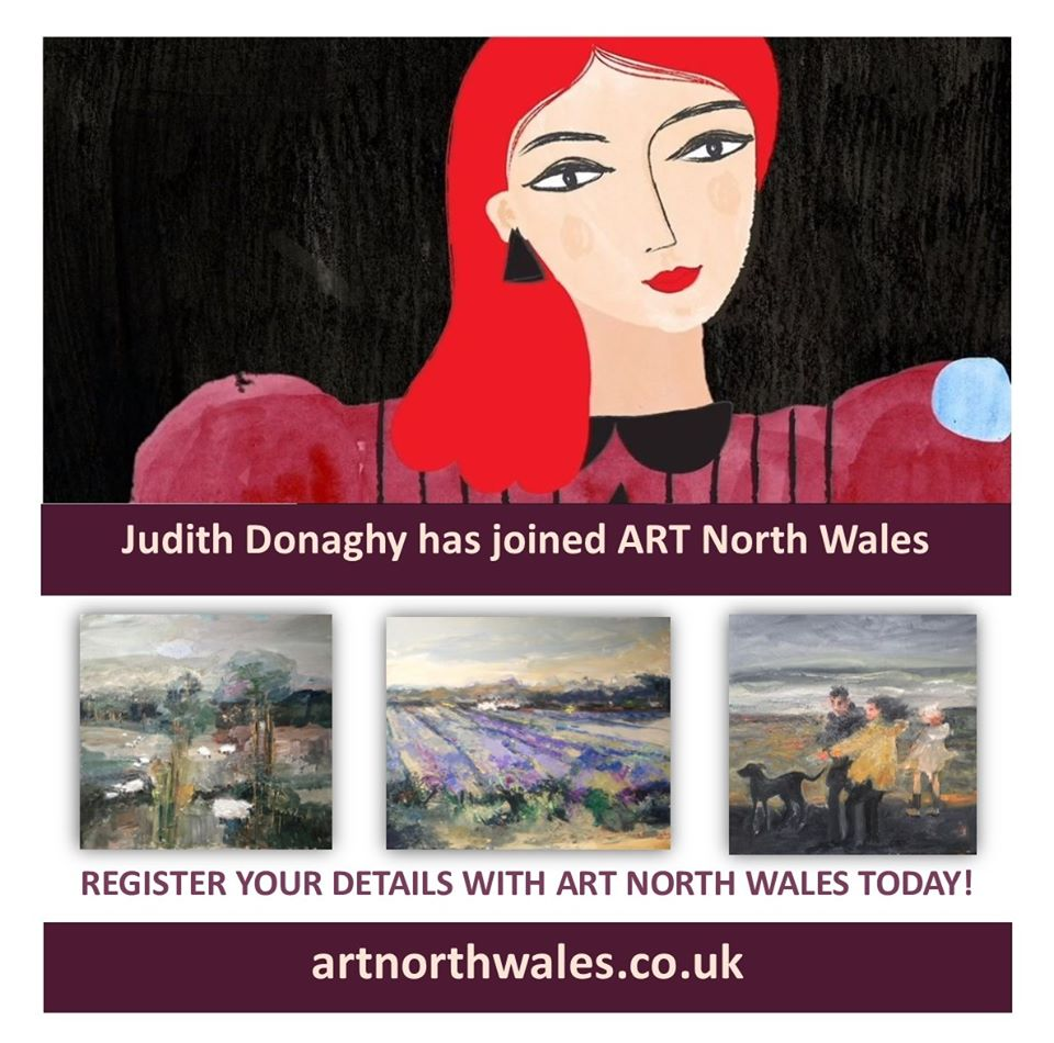 udith Donaghy- Art North Wales