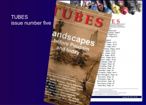 Painters Tubes Magazine Judith Donaghy Article