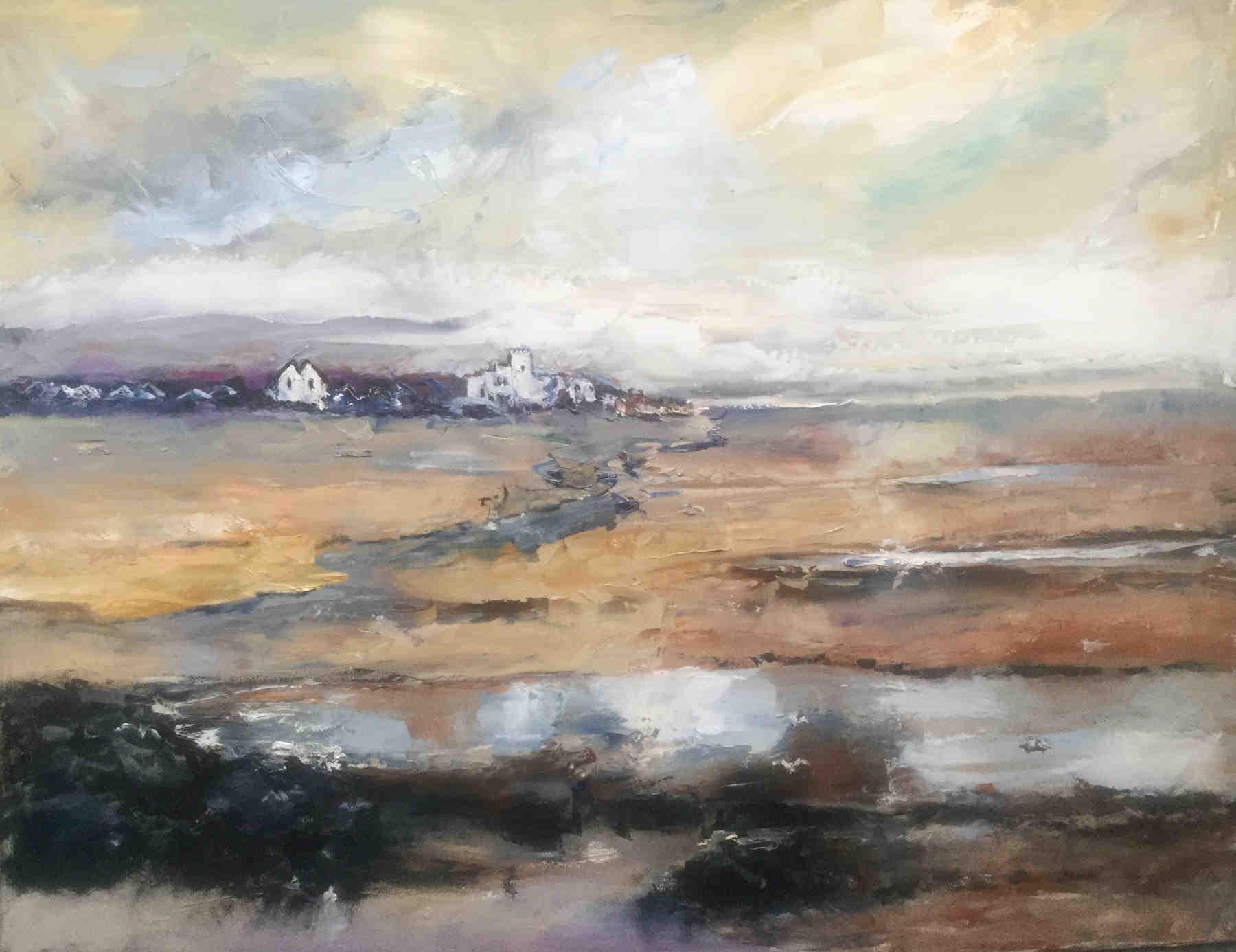 Castle On The Beach- Judith Donaghy