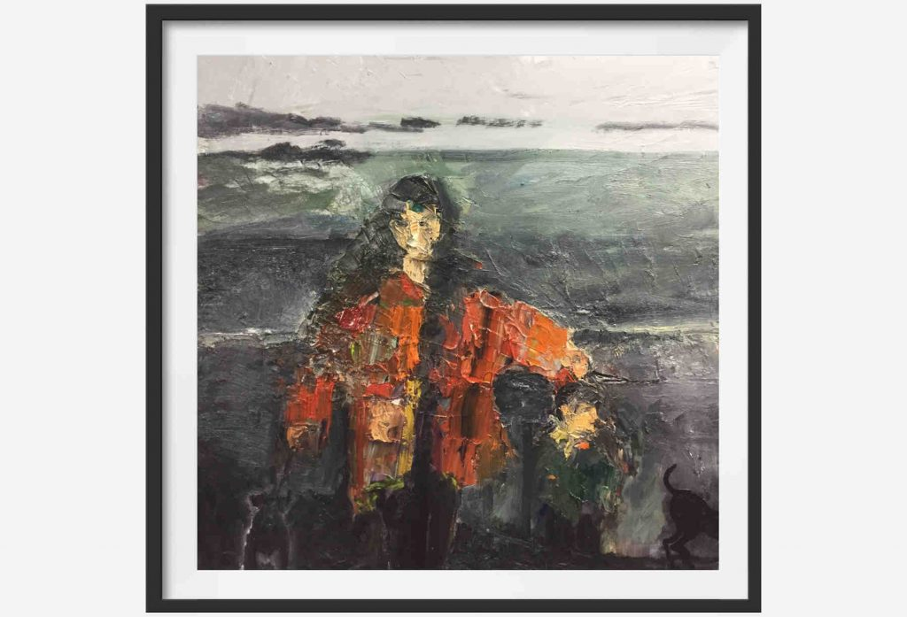 Girl in the Red Jacket - Judith Donaghy