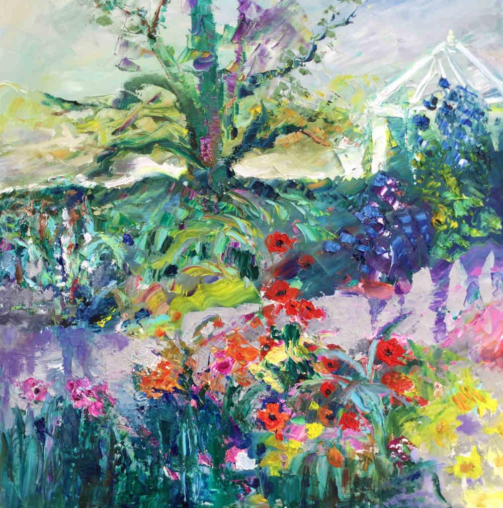 My Garden- Judoth Donaghy